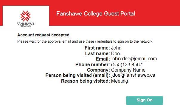 Fanshawe email