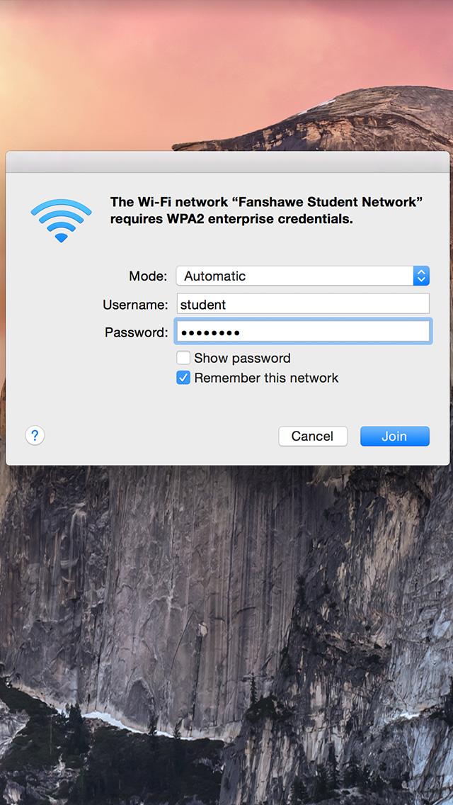 Fanshawe College Wi-Fi – Fanshawe CONNECTED